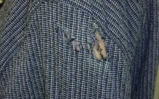 Основы ремонта одежды – технологии доступные всем