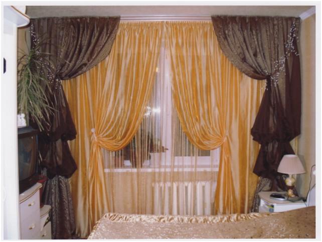 пошив штор в Самаре