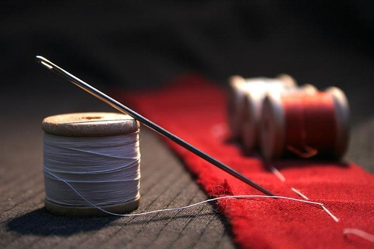 технологии по ремонту одежды