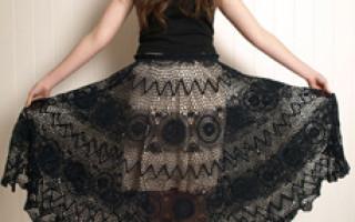 Как сшить цыганскую юбку: пошаговый мастер-класс