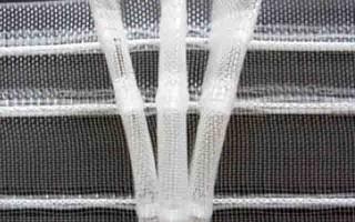 Пришиваем шторную ленту – простые дизайнерские решения