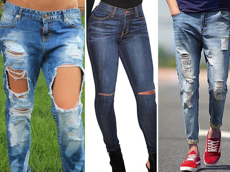 одежда рваные джинсы своими руками мастер класс фото выросла единственным