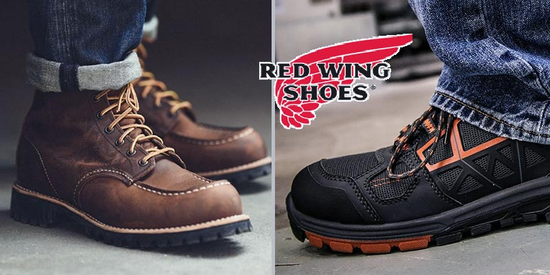Обувная компания Red Wing Shoes