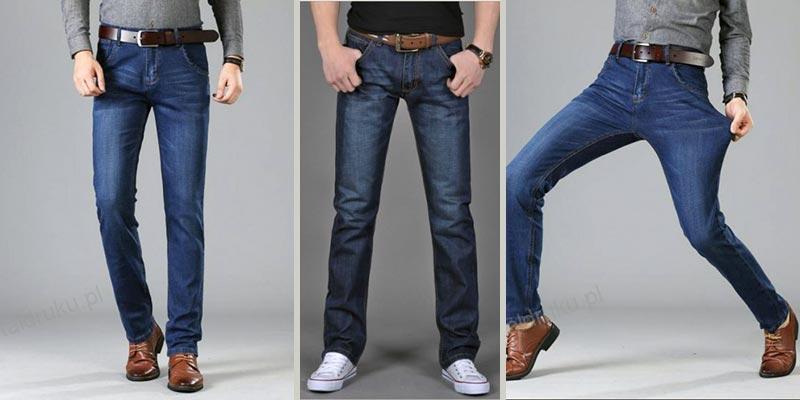 джинсы для высоких мужчин